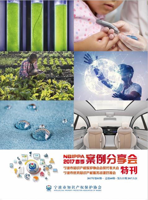 知识产权保护专刊2017年第1期(总第60期)